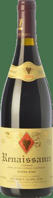 64,95 € Free Shipping | Red wine Auguste Clape Renaissance Crianza A.O.C. Cornas Rhône France Syrah Bottle 75 cl