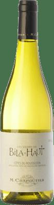 14,95 € Free Shipping   White wine Domaine de Bila-Haut Les Vignes Blanc A.O.C. Côtes du Roussillon Languedoc-Roussillon France Grenache White, Grenache Grey, Macabeo Bottle 75 cl