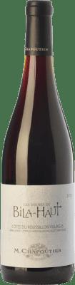 15,95 € Free Shipping   Red wine Domaine de Bila-Haut Les Vignes Rouge Joven A.O.C. Côtes du Roussillon Villages Languedoc-Roussillon France Syrah, Grenache, Carignan Bottle 75 cl