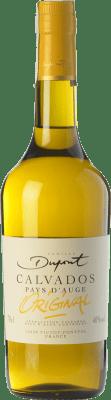 54,95 € Envío gratis | Calvados Domaine Dupont I.G.P. Calvados Pays d'Auge Francia Botella 70 cl