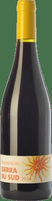 19,95 € Free Shipping | Red wine Domaine Gramenon Sierra du Sud Joven A.O.C. Côtes du Rhône Rhône France Syrah Bottle 75 cl