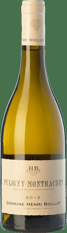 58,95 € Envío gratis | Vino blanco Domaine Henri Boillot Crianza A.O.C. Puligny-Montrachet Borgoña Francia Chardonnay Botella 75 cl
