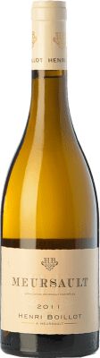 52,95 € Free Shipping | White wine Domaine Henri Boillot Crianza A.O.C. Meursault Burgundy France Chardonnay Bottle 75 cl