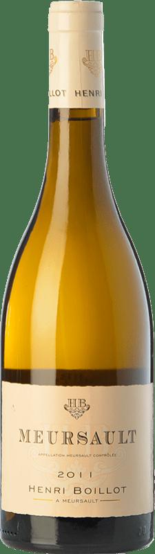 46,95 € Free Shipping | White wine Domaine Henri Boillot Crianza A.O.C. Meursault Burgundy France Chardonnay Bottle 75 cl