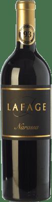 16,95 € Envoi gratuit | Vin rouge Domaine Lafage Narassa Joven A.O.C. Côtes du Roussillon Languedoc-Roussillon France Syrah, Grenache Bouteille 75 cl