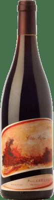 83,95 € Free Shipping | Red wine Domaine Pierre Gaillard Crianza A.O.C. Côte-Rôtie Rhône France Syrah, Viognier Bottle 75 cl