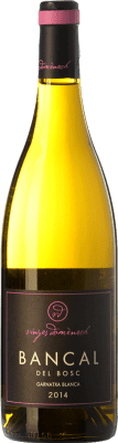 8,95 € Envío gratis   Vino blanco Domènech Bancal del Bosc Blanc D.O. Montsant Cataluña España Garnacha Blanca Botella 75 cl