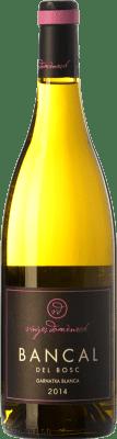 8,95 € Kostenloser Versand | Weißwein Domènech Bancal del Bosc Blanc D.O. Montsant Katalonien Spanien Grenache Weiß Flasche 75 cl