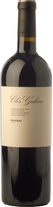 46,95 € Free Shipping | Red wine Domini de la Cartoixa Clos Galena Crianza D.O.Ca. Priorat Catalonia Spain Syrah, Grenache, Cabernet Sauvignon, Carignan Bottle 75 cl