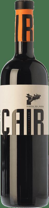 16,95 € Envío gratis | Vino tinto Dominio de Cair Crianza D.O. Ribera del Duero Castilla y León España Tempranillo Botella 75 cl