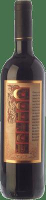 5,95 € Envío gratis | Vino tinto Dominio de Eguren Códice Joven I.G.P. Vino de la Tierra de Castilla Castilla la Mancha España Tempranillo Botella 75 cl
