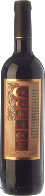 5,95 € Free Shipping | Red wine Dominio de Eguren Códice Joven I.G.P. Vino de la Tierra de Castilla Castilla la Mancha Spain Tempranillo Bottle 75 cl