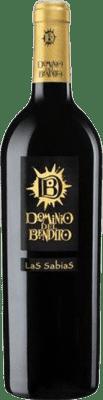 25,95 € Kostenloser Versand   Rotwein Dominio del Bendito Las Sabias Crianza D.O. Toro Kastilien und León Spanien Tinta de Toro Flasche 75 cl