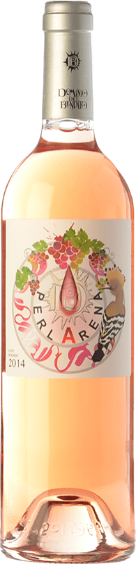 9,95 € Envoi gratuit | Vin rose Dominio del Bendito Perlarena D.O. Toro Castille et Leon Espagne Syrah, Tinta de Toro, Verdejo Bouteille 75 cl