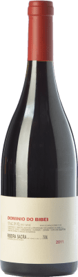 31,95 € Free Shipping | Red wine Dominio do Bibei MT Crianza D.O. Ribeira Sacra Galicia Spain Mouratón Bottle 75 cl