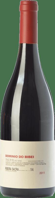 31,95 € Envoi gratuit | Vin rouge Dominio do Bibei MT Crianza D.O. Ribeira Sacra Galice Espagne Mouratón Bouteille 75 cl