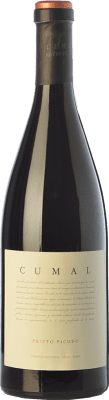 15,95 € Free Shipping | Red wine Dominio DosTares Cumal Crianza I.G.P. Vino de la Tierra de Castilla y León Castilla y León Spain Prieto Picudo Bottle 75 cl | Thousands of wine lovers trust us to get the best price guarantee, free shipping always and hassle-free shopping and returns.
