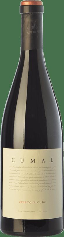 15,95 € Free Shipping | Red wine Dominio DosTares Cumal Crianza I.G.P. Vino de la Tierra de Castilla y León Castilla y León Spain Prieto Picudo Bottle 75 cl