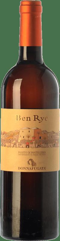 138,95 € Free Shipping | Sweet wine Donnafugata Ben Ryé D.O.C. Passito di Pantelleria Sicily Italy Muscat of Alexandria Magnum Bottle 1,5 L