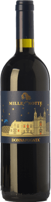 66,95 € Free Shipping | Red wine Donnafugata Mille e Una Notte D.O.C. Contessa Entellina Sicily Italy Nero d'Avola Bottle 75 cl