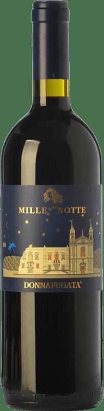 65,95 € Free Shipping   Red wine Donnafugata Mille e Una Notte D.O.C. Contessa Entellina Sicily Italy Nero d'Avola Bottle 75 cl