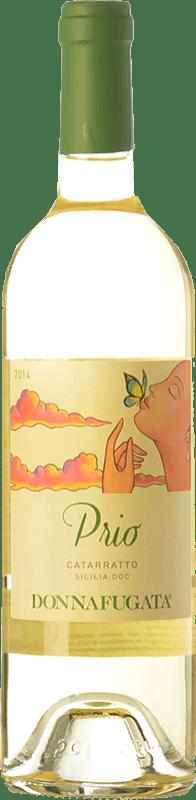 12,95 € Free Shipping   White wine Donnafugata Prio I.G.T. Terre Siciliane Sicily Italy Catarratto Bottle 75 cl