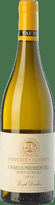 39,95 € Free Shipping   White wine Drouhin Mont de Milieu A.O.C. Chablis Premier Cru Burgundy France Chardonnay Bottle 75 cl