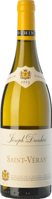 23,95 € Free Shipping | White wine Drouhin A.O.C. Saint-Véran Burgundy France Chardonnay Bottle 75 cl