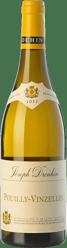 19,95 € Envoi gratuit | Vin blanc Drouhin Crianza A.O.C. Pouilly-Vinzelles Bourgogne France Chardonnay Bouteille 75 cl