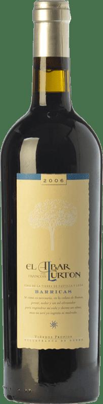 13,95 € Free Shipping | Red wine Albar Lurton Barricas Crianza I.G.P. Vino de la Tierra de Castilla y León Castilla y León Spain Tinta de Toro Bottle 75 cl