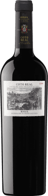 26,95 € Envío gratis | Vino tinto Coto de Rioja Coto Real Reserva D.O.Ca. Rioja La Rioja España Tempranillo, Garnacha, Mazuelo Botella 75 cl