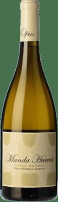 19,95 € Kostenloser Versand | Weißwein El Escocés Volante Manda Huevos Crianza Spanien Grenache Weiß, Macabeo Flasche 75 cl
