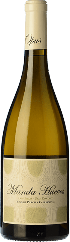 19,95 € Free Shipping | White wine El Escocés Volante Manda Huevos Crianza Spain Grenache White, Macabeo Bottle 75 cl