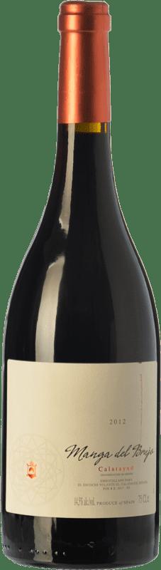 9,95 € Free Shipping | Red wine El Escocés Volante Manga del Brujo Joven D.O. Calatayud Aragon Spain Tempranillo, Syrah, Grenache, Monastrell, Mazuelo Bottle 75 cl