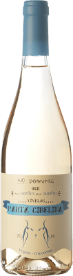 9,95 € Free Shipping | White wine El Linze Marta Cibelina I.G.P. Vino de la Tierra de Castilla Castilla la Mancha Spain Viognier, Chardonnay Bottle 75 cl