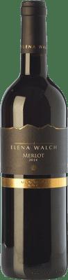 15,95 € Free Shipping | Red wine Elena Walch D.O.C. Alto Adige Trentino-Alto Adige Italy Merlot Bottle 75 cl