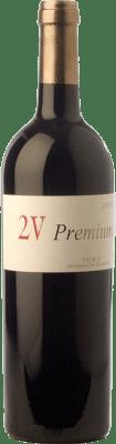 47,95 € Envío gratis | Vino tinto Elías Mora 2V Premium Reserva 2009 D.O. Toro Castilla y León España Tinta de Toro Botella 75 cl