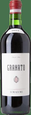 59,95 € Envío gratis | Vino tinto Foradori Granato I.G.T. Vigneti delle Dolomiti Trentino Italia Teroldego Botella 75 cl