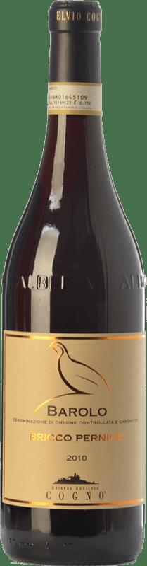 103,95 € Free Shipping | Red wine Elvio Cogno Bricco Pernice D.O.C.G. Barolo Piemonte Italy Nebbiolo Bottle 75 cl