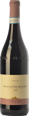 13,95 € Free Shipping | Red wine Elvio Cogno Mandorlo D.O.C.G. Dolcetto d'Alba Piemonte Italy Dolcetto Bottle 75 cl
