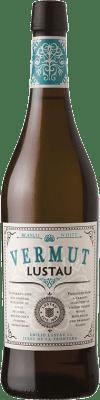 15,95 € Envoi gratuit | Vermouth Lustau Blanco Sanlúcar de Barrameda Espagne Bouteille 75 cl