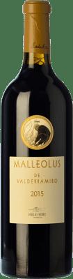79,95 € Envío gratis | Vino tinto Emilio Moro Malleolus de Valderramiro Crianza D.O. Ribera del Duero Castilla y León España Tempranillo Botella 75 cl