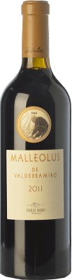 89,95 € Free Shipping   Red wine Emilio Moro Malleolus de Valderramiro Crianza D.O. Ribera del Duero Castilla y León Spain Tempranillo Magnum Bottle 1,5 L