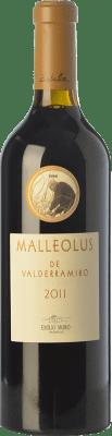 77,95 € Envío gratis | Vino tinto Emilio Moro Malleolus de Valderramiro Crianza D.O. Ribera del Duero Castilla y León España Tempranillo Botella Mágnum 1,5 L