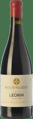 42,95 € Free Shipping | Red wine Emilio Valerio Leorin Reserva D.O. Navarra Navarre Spain Tempranillo, Grenache Bottle 75 cl