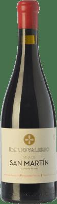 44,95 € Free Shipping | Red wine Emilio Valerio San Martin Reserva D.O. Navarra Navarre Spain Tempranillo, Grenache Bottle 75 cl