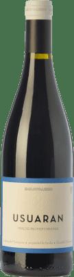 18,95 € Free Shipping | Red wine Emilio Valerio Usuarán Crianza D.O. Navarra Navarre Spain Tempranillo, Grenache, Graciano Bottle 75 cl