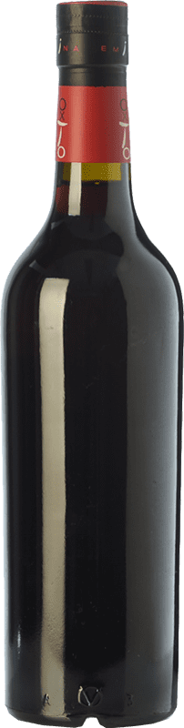 12,95 € Free Shipping | Fortified wine Emina OxTO Fortificado Spain Tempranillo Half Bottle 50 cl