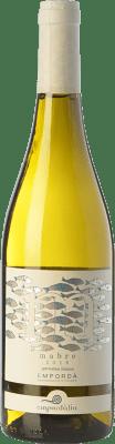 11,95 € Free Shipping | White wine Empordàlia Mabre Crianza D.O. Empordà Catalonia Spain Grenache White Bottle 75 cl
