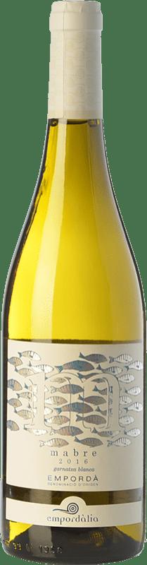 9,95 € Envío gratis   Vino blanco Empordàlia Mabre Crianza D.O. Empordà Cataluña España Garnacha Blanca Botella 75 cl